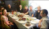 Obiad gęsinowy państwa Tabaszów (relacja konkursowa 2013)