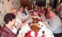 Obiad gęsinowy państwa Szymańskich (relacja konkursowa 2014)