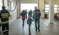 Dzień otwarty w strażackim centrum szkoleniowym w Łubiance, fot. Szymon Zdziebło/tarantoga.pl