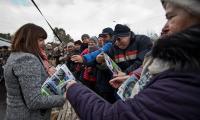 Uroczyste uruchomienie nowej linii do Fordonu, fot. Tymon Markowski