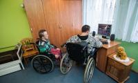 Dom Pomocy Społecznej dla Dzieci i Młodzieży w Kamieniu Krajeńskim, fot. Andrzej Goiński