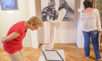 Wernisaż wystawy, fot. Andrzej Goiński