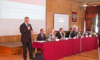 Forum Samorządowe Województwa Kujawsko-Pomorskiego, fot. Szymon Zdziebło.