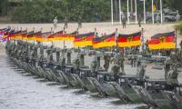 Manewry wojskowe NATO Anakonda-16 w Chełmnie, fot. Daniel Pach