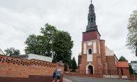 Kościół Wniebowzięcia NMP w Koronowie (powiat bydgoski), fot. Tymon Markowski