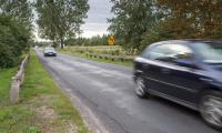 Droga nr 559 przed remontem, fot. Szymon Zdziebło/Tarantoga.pl