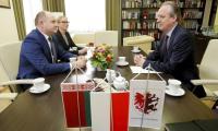 Wizyta ambasadora Averyanova w Urzędzie Marszałkowskim, fot. Mikołaj Kuras