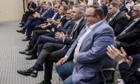 Ceremonia podpisania umowy, fot. Andrzej Goiński