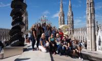 Polsko - włoska wymiana uczniowska Zespół Szkół Ekonomicznych - Liceo Scientifico Statale - Mediolan